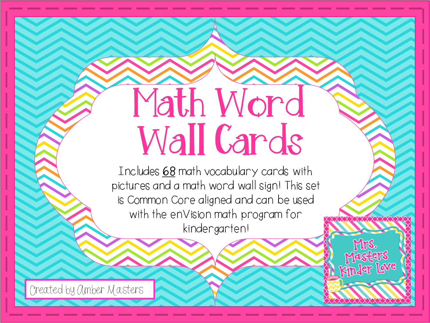 http://www.teacherspayteachers.com/Product/Math-Word-Wall-Common-Core-Aligned-1288475