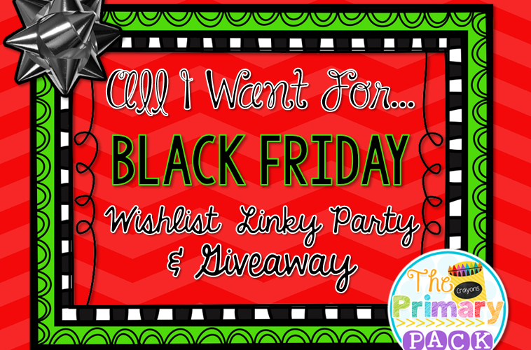 All I Want For Black Friday!! Linky & Giveaway!