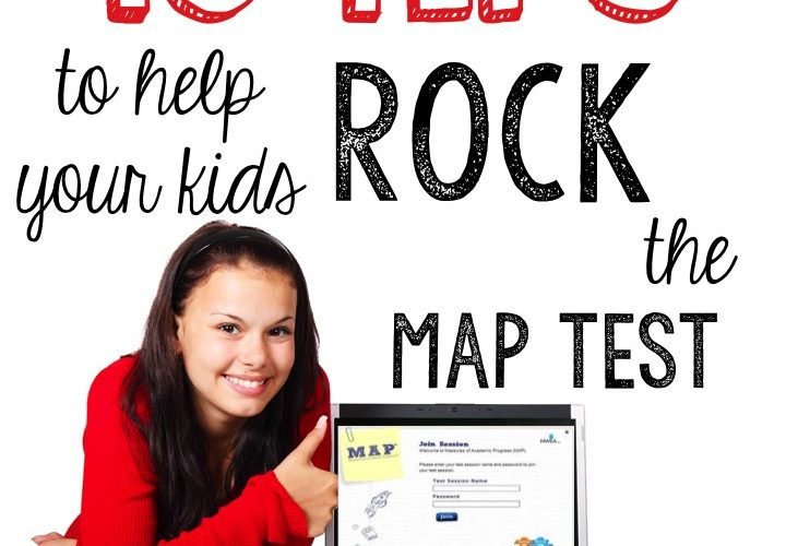 Get Your Students Ready for the NWEA MAP Test