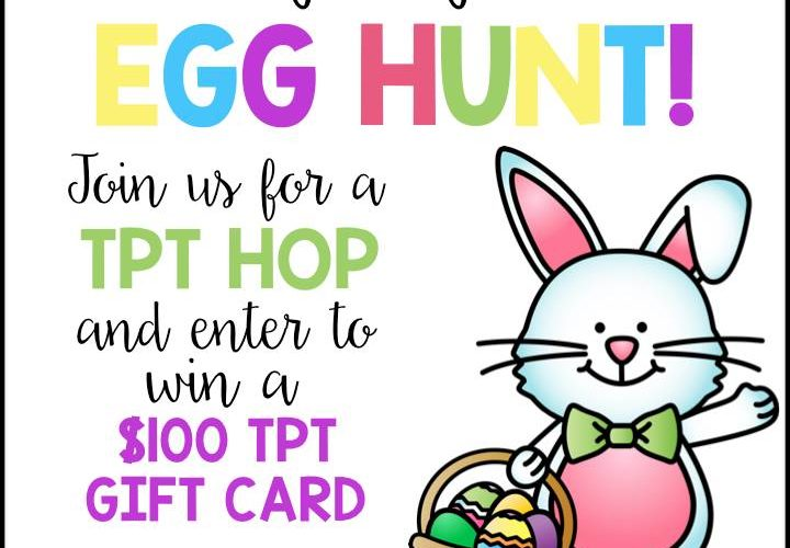 We're Going On An Egg Hunt!!
