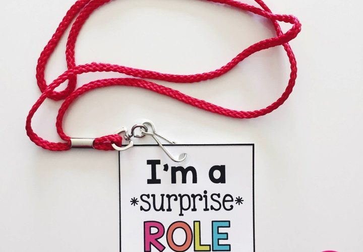 *Surprise* Role Models- an EASY Classroom Management Strategy that Works!